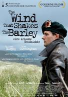 The Wind That Shakes the Barley - German Movie Poster (xs thumbnail)
