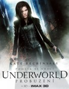Underworld: Awakening - Czech Movie Poster (xs thumbnail)