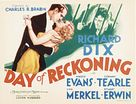 Day of Reckoning - Movie Poster (xs thumbnail)