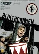 Die Blechtrommel - Danish DVD cover (xs thumbnail)