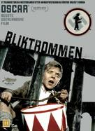 Die Blechtrommel - Danish DVD movie cover (xs thumbnail)