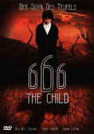 666: The Child - German DVD cover (xs thumbnail)