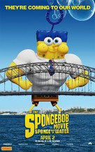The SpongeBob Movie: Sponge Out of Water - Australian Movie Poster (xs thumbnail)