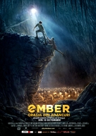 City of Ember - Romanian Movie Poster (xs thumbnail)