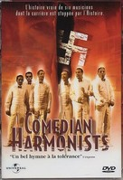Comedian Harmonists - French DVD cover (xs thumbnail)