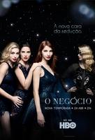 """""""O Negócio"""" - Brazilian Movie Poster (xs thumbnail)"""