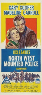 North West Mounted Police - Australian Movie Poster (xs thumbnail)