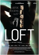 Loft - Dutch Movie Poster (xs thumbnail)