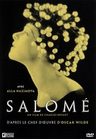 Salome - French DVD cover (xs thumbnail)