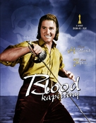 Captain Blood - Hungarian Blu-Ray cover (xs thumbnail)
