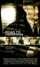 Road to Perdition - Indonesian Movie Poster (xs thumbnail)