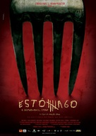 Estômago - Brazilian Movie Poster (xs thumbnail)