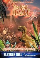 The Lost World - British DVD cover (xs thumbnail)