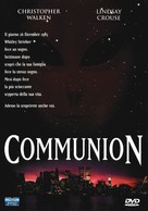 Communion - Italian DVD cover (xs thumbnail)