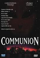 Communion - Italian DVD movie cover (xs thumbnail)