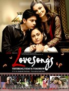 Lovesongs: Yesterday, Today & Tomorrow - Indian Movie Poster (xs thumbnail)