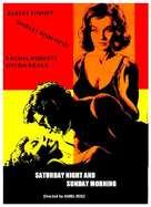 Saturday Night and Sunday Morning - DVD cover (xs thumbnail)