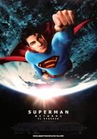 Superman Returns - Spanish Movie Poster (xs thumbnail)