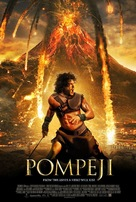 Pompeii - Swedish Movie Poster (xs thumbnail)