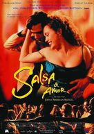 Salsa - German Movie Poster (xs thumbnail)