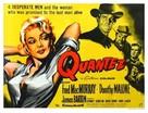 Quantez - British Movie Poster (xs thumbnail)