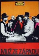 The Westerner - Czech Movie Poster (xs thumbnail)