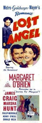 Lost Angel - Australian Theatrical poster (xs thumbnail)