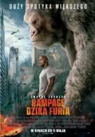 Rampage - Polish Movie Poster (xs thumbnail)