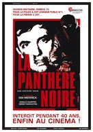 The Black Panther - French Re-release movie poster (xs thumbnail)