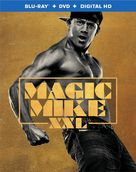Magic Mike XXL - Blu-Ray cover (xs thumbnail)
