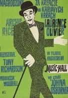 The Entertainer - Polish Movie Poster (xs thumbnail)
