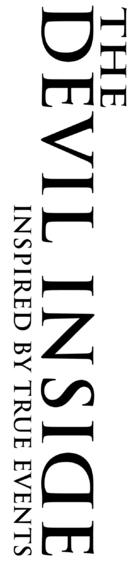 The Devil Inside - Logo (xs thumbnail)