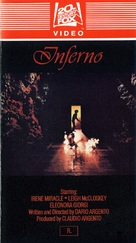 Inferno - VHS cover (xs thumbnail)