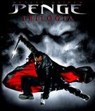 Blade - Hungarian Blu-Ray cover (xs thumbnail)