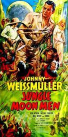 Jungle Moon Men - Movie Poster (xs thumbnail)