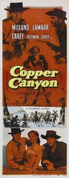 Copper Canyon - Movie Poster (xs thumbnail)