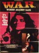 W.A.R.: Women Against Rape - Movie Poster (xs thumbnail)