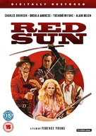 Soleil rouge - British DVD cover (xs thumbnail)
