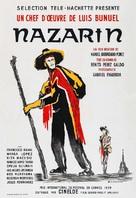 Nazarín - French Movie Poster (xs thumbnail)