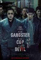 The Gangster, the Cop, the Devil - Malaysian Movie Poster (xs thumbnail)