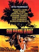 Hurry Sundown - French Movie Poster (xs thumbnail)