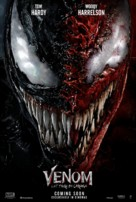 Venom: Let There Be Carnage - International Movie Poster (xs thumbnail)