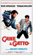 Cane e gatto - Italian Theatrical poster (xs thumbnail)