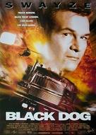 Black Dog - German Movie Poster (xs thumbnail)