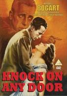 Knock on Any Door - British DVD cover (xs thumbnail)