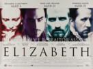 Elizabeth - British Theatrical movie poster (xs thumbnail)