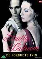 Strictly Ballroom - Danish DVD cover (xs thumbnail)
