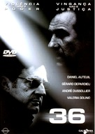 36 Quai des Orfèvres - Brazilian DVD movie cover (xs thumbnail)