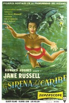 Underwater! - Argentinian Movie Poster (xs thumbnail)