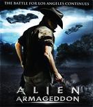 Alien Armageddon - Blu-Ray movie cover (xs thumbnail)